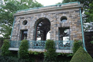 Tea House at Kykuit